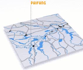 3d view of Paifang