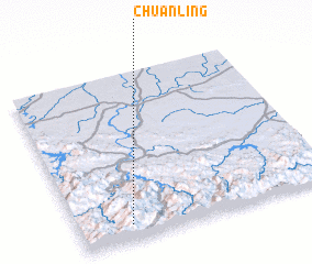 3d view of Chuanling