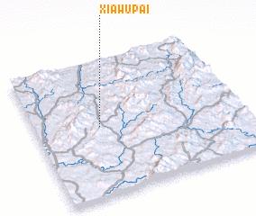 3d view of Xiawupai