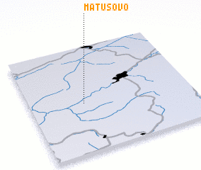 3d view of Matusovo