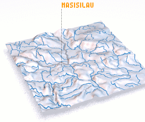3d view of Masisilau