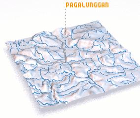 3d view of Pagalunggan