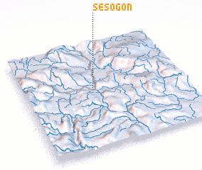 3d view of Sesogon