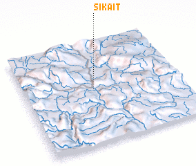 3d view of Sikait