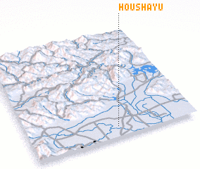3d view of Houshayu