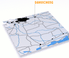 3d view of Dahuicheng