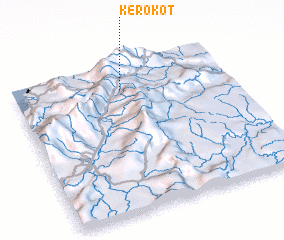 3d view of Kerokot