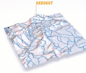 3d view of Kerokot