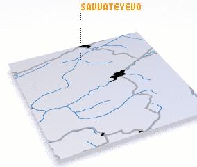 3d view of Savvateyevo