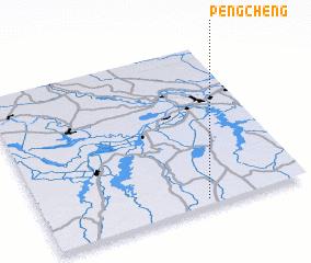 3d view of Pengcheng