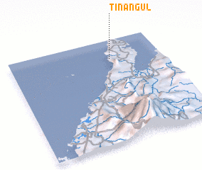3d view of Tinangul