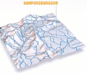 3d view of Kampong Ranggum