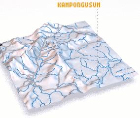 3d view of Kampong Usum