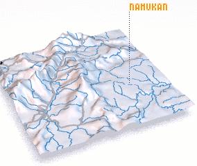 3d view of Namukan