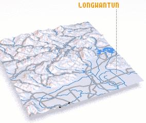3d view of Longwantun