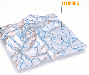 3d view of Titimang