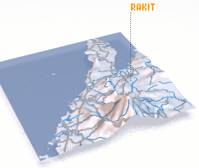 3d view of Rakit