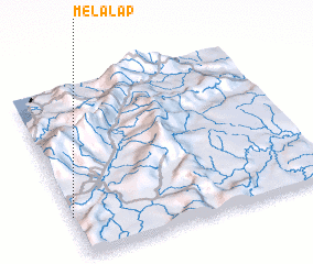 3d view of Melalap