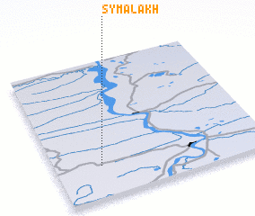 3d view of Symalakh