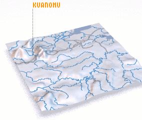 3d view of Kuanomu