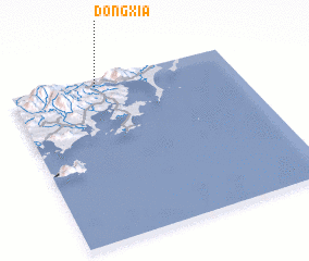 3d view of Dongxia