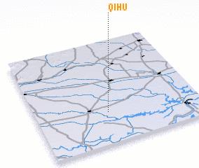 3d view of Qihu