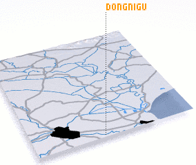 3d view of Dongnigu