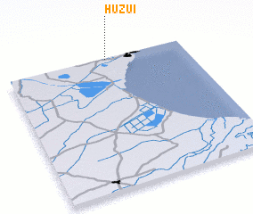 3d view of Huzui