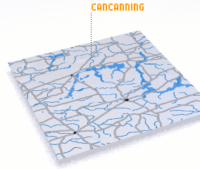 3d view of Cancanning