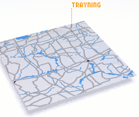 3d view of Trayning
