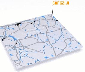 3d view of Gangziji