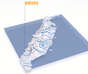 3d view of Birong
