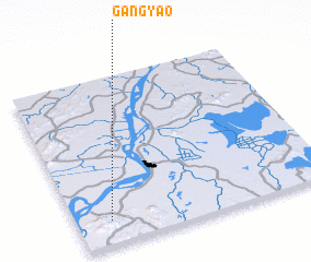 3d view of Gangyao