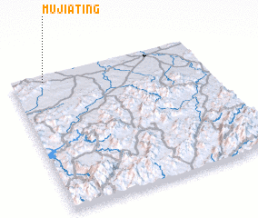 3d view of Mujiating