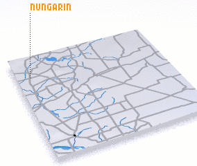 3d view of Nungarin