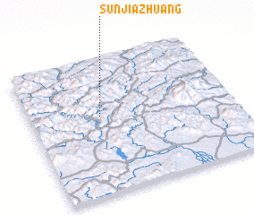 3d view of Sunjiazhuang