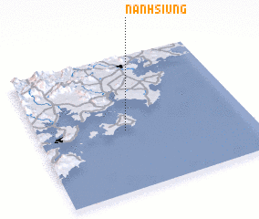 3d view of Nan-hsiung