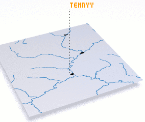 3d view of Tëmnyy