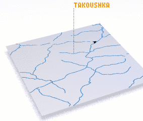 3d view of Takoushka