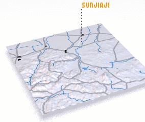 3d view of Sunjiaji