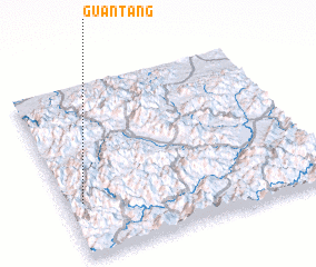 3d view of Guantang