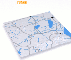 3d view of Yunhe