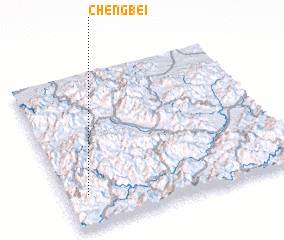 3d view of Chengbei
