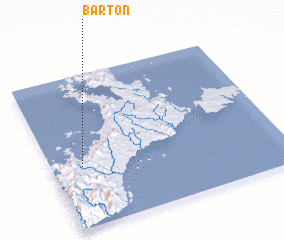 3d view of Barton