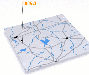 3d view of Fangzi