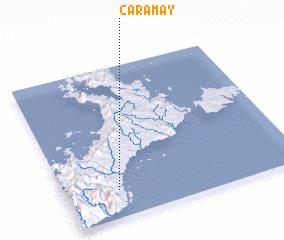 3d view of Caramay