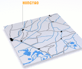 3d view of Hongyao