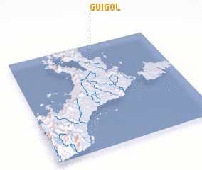 3d view of Guigol