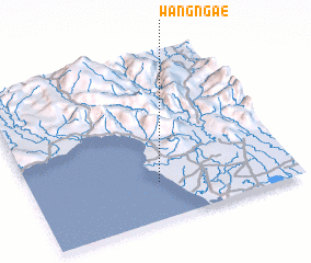 3d view of Wangngae