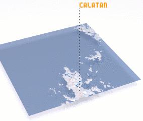 3d view of Calatan